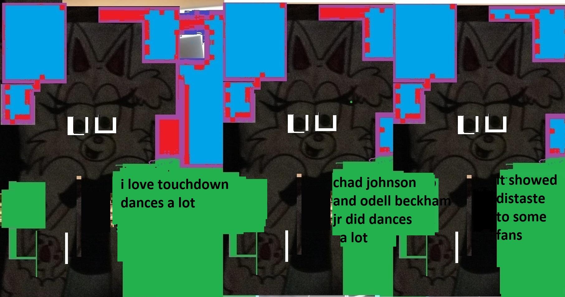 touchdowndances