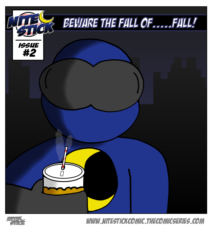 Issue 2: Fall Is Falling