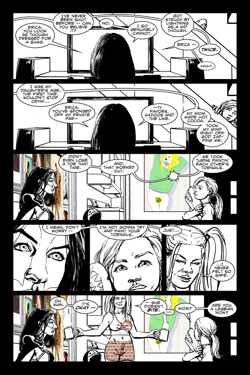 #6, Pg. 4 | Are You a Lesbian?