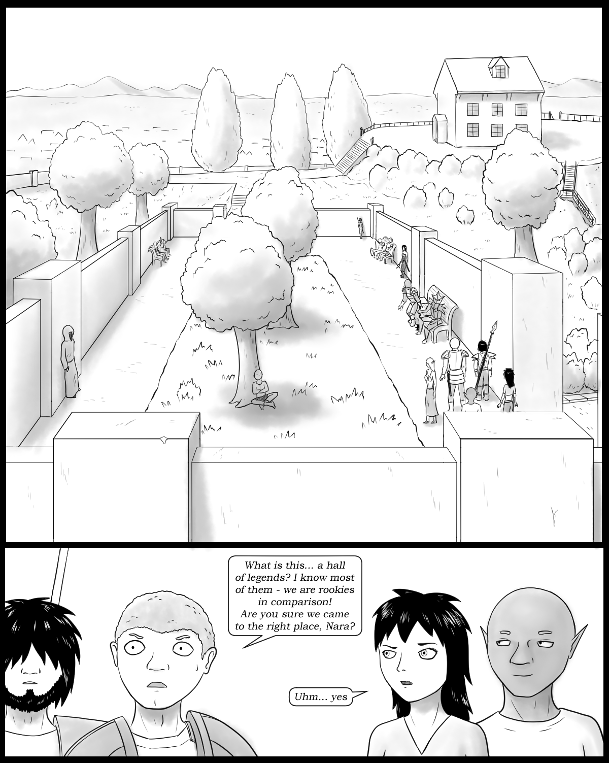 Page 80 - The garden