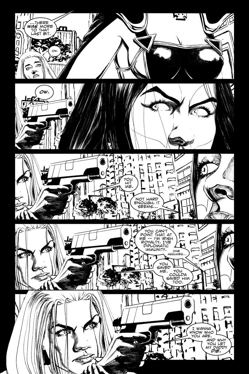 #3, Pg. 22 | Finger's on the Trigger