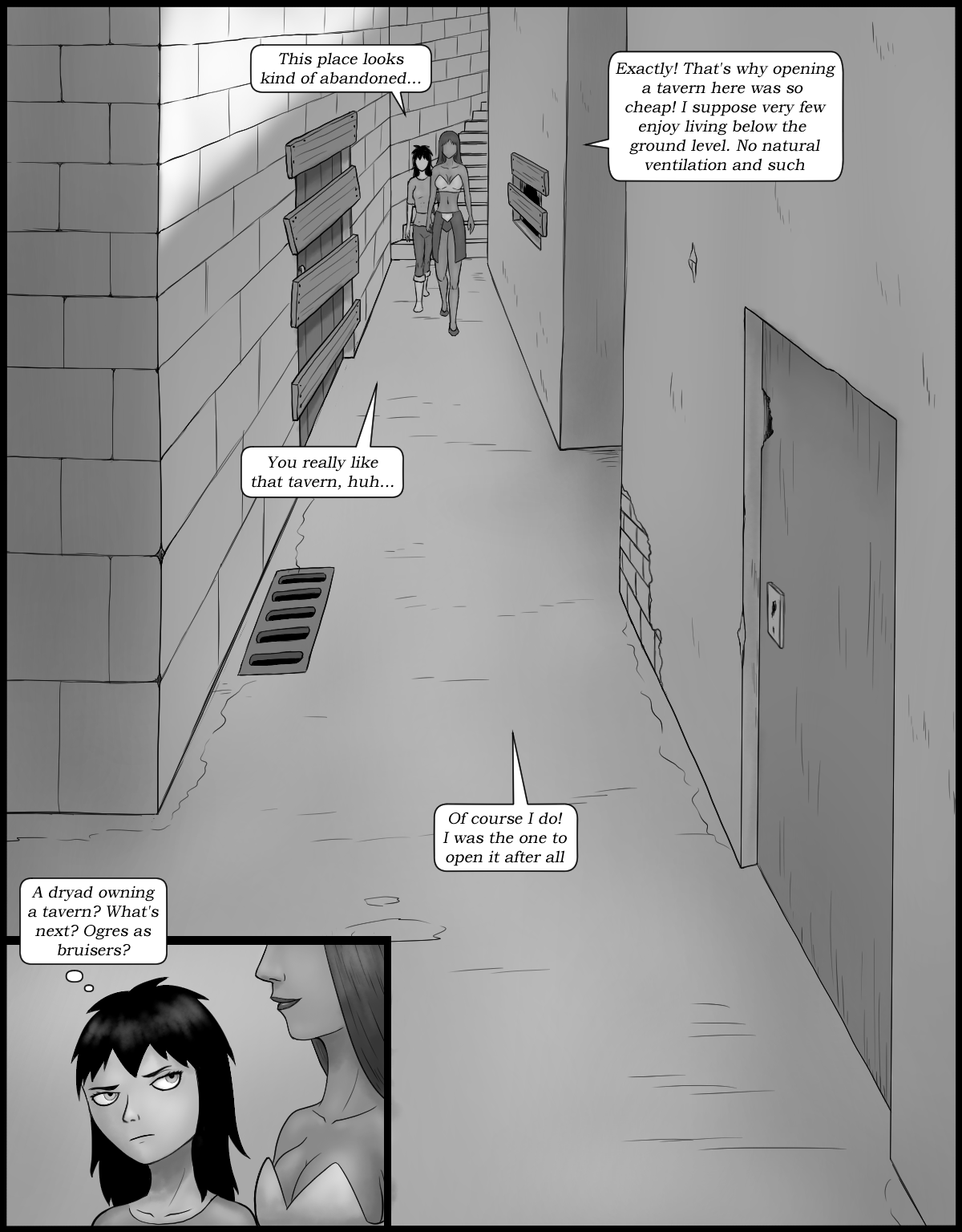 Page 33 - Below the ground level