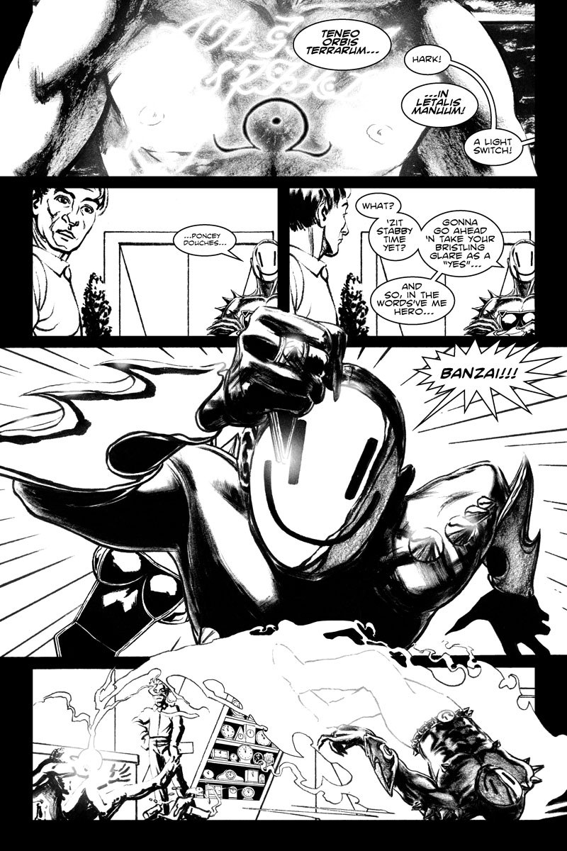 #4, Pg. 21 | Stabby Time!
