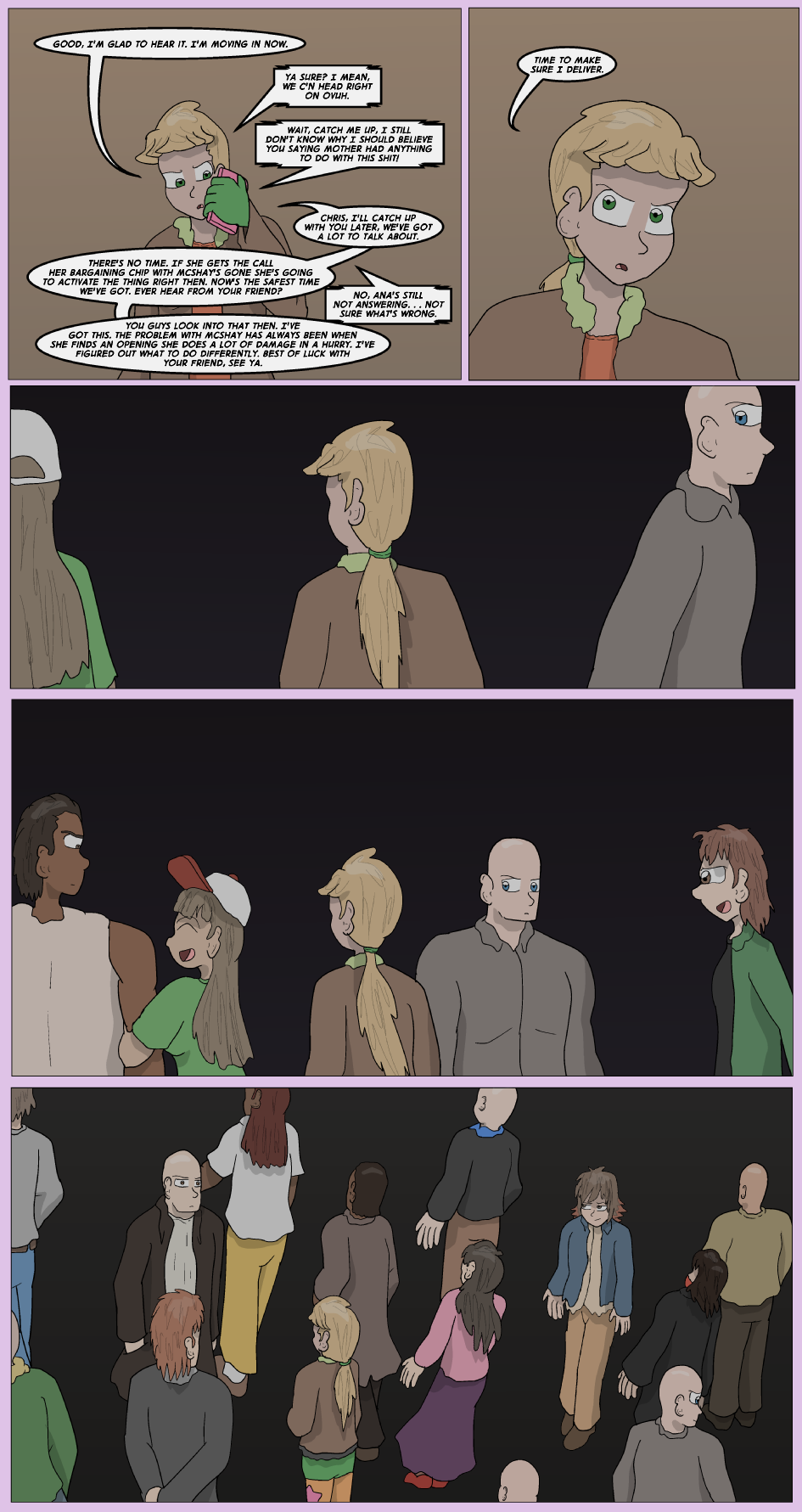 Fire Night, Page 9