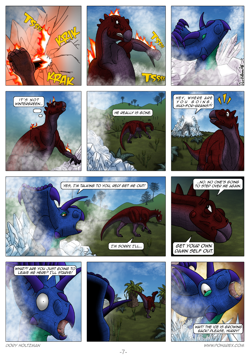 Poharex Issue #13 Page #7