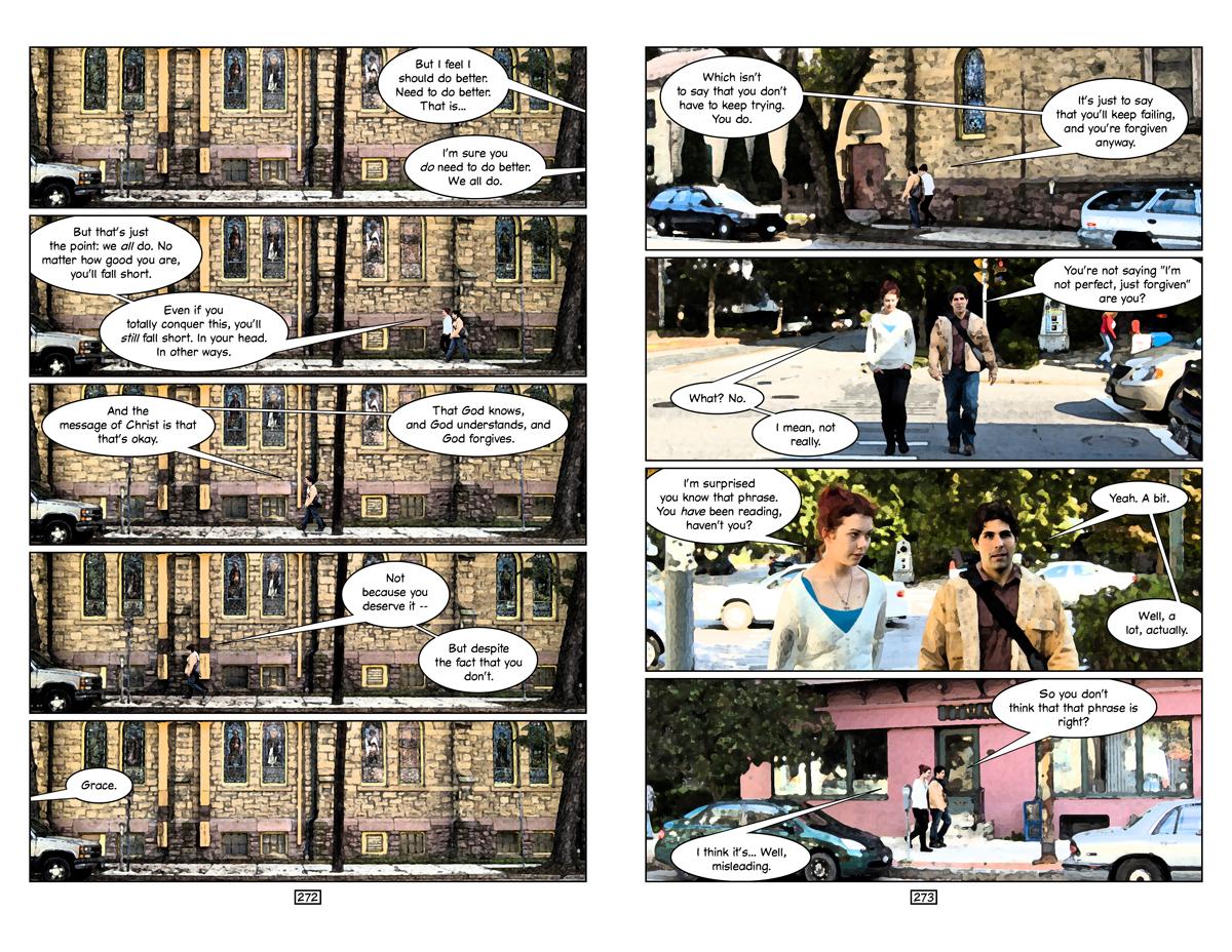 Happenstance pp272-273