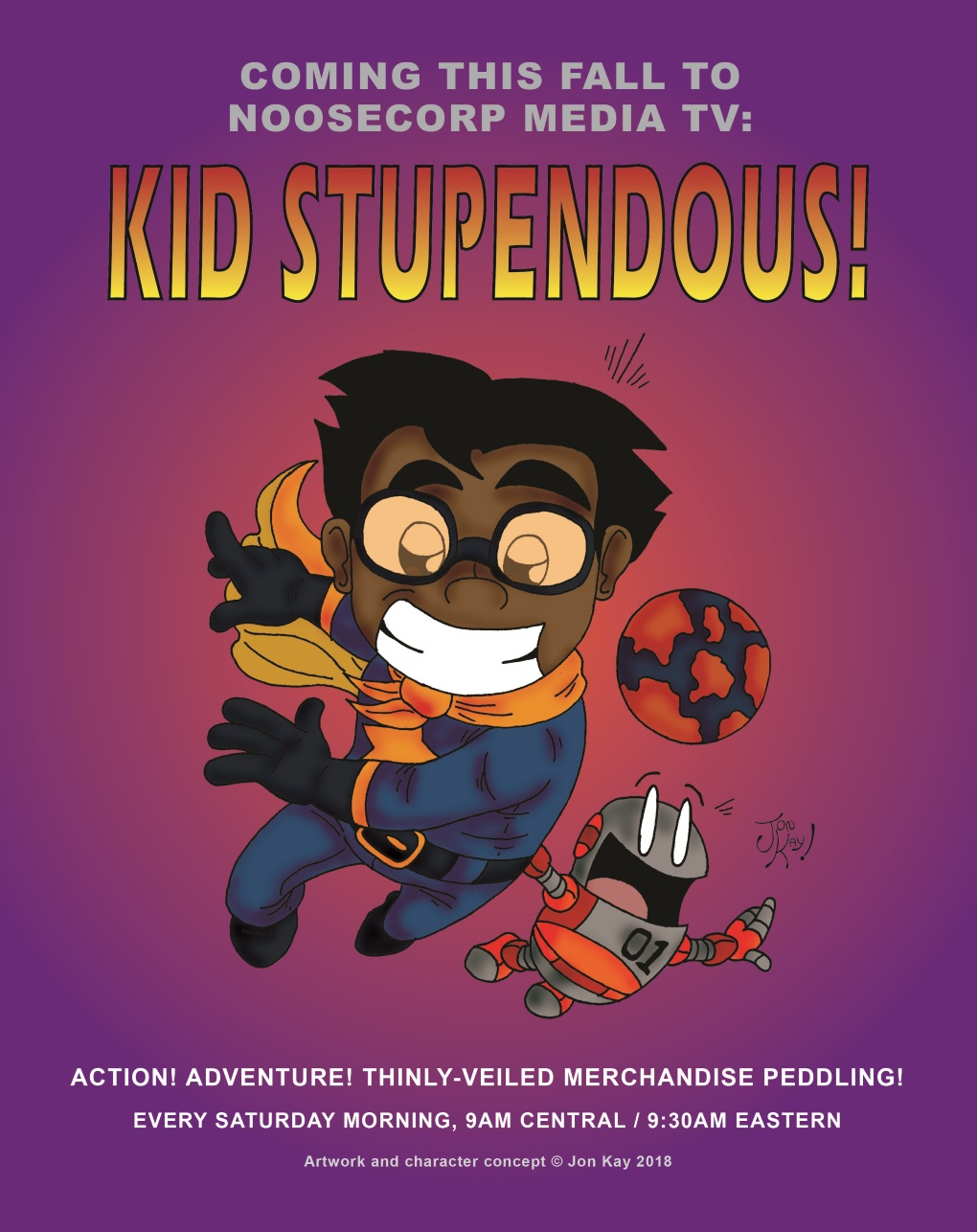 Kid Stupendous 1