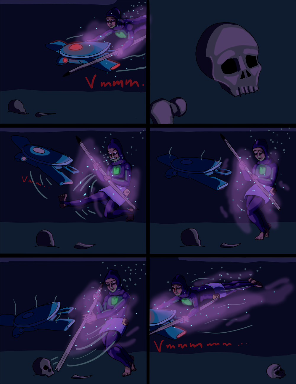 The Wide Ocean - Page 75