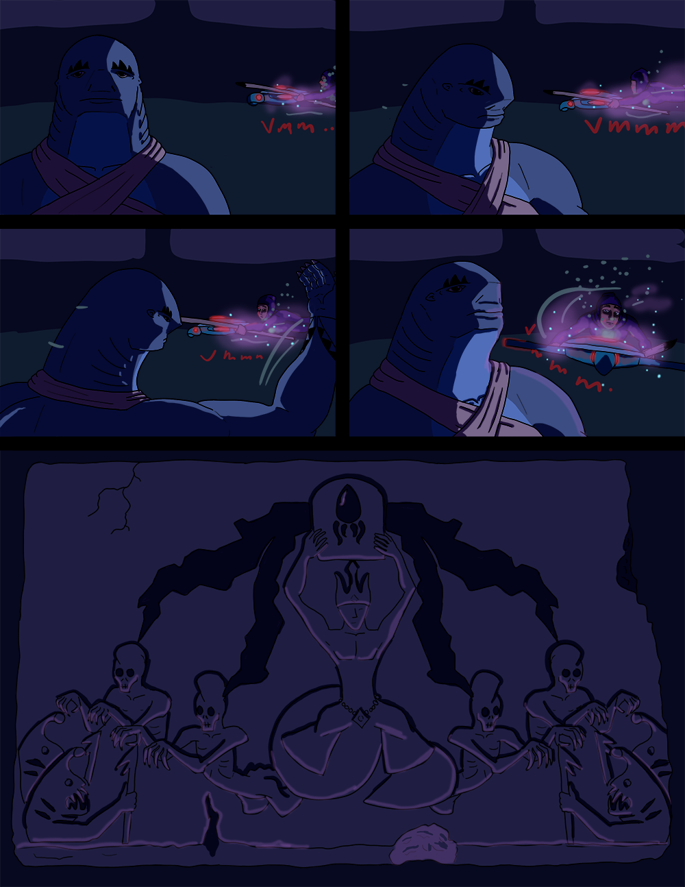 The Wide Ocean - Page 76