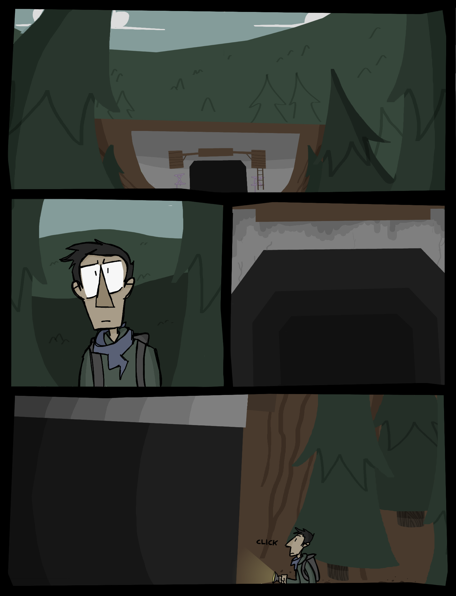 The Tunnel - Page 1