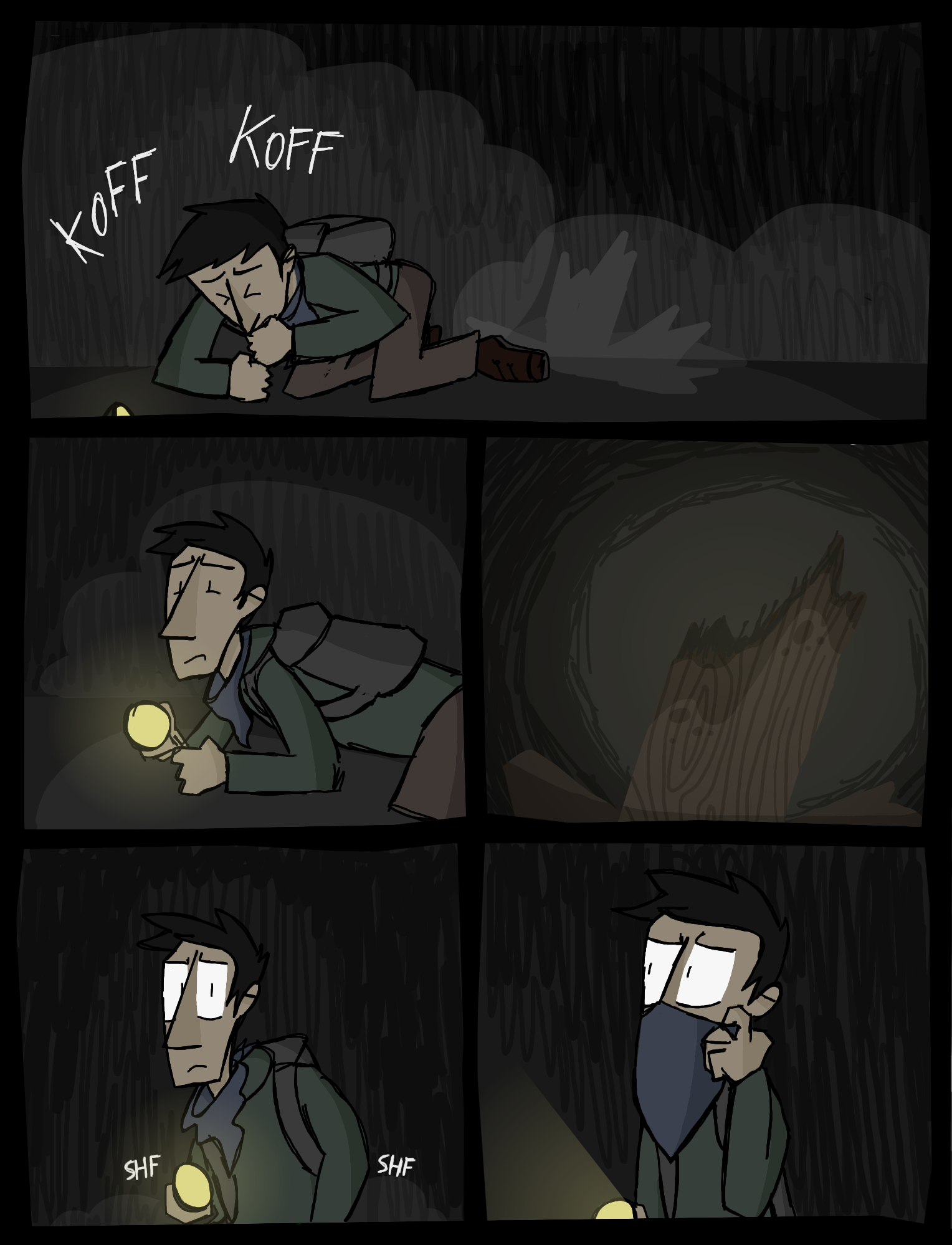 The Tunnel - Page 3