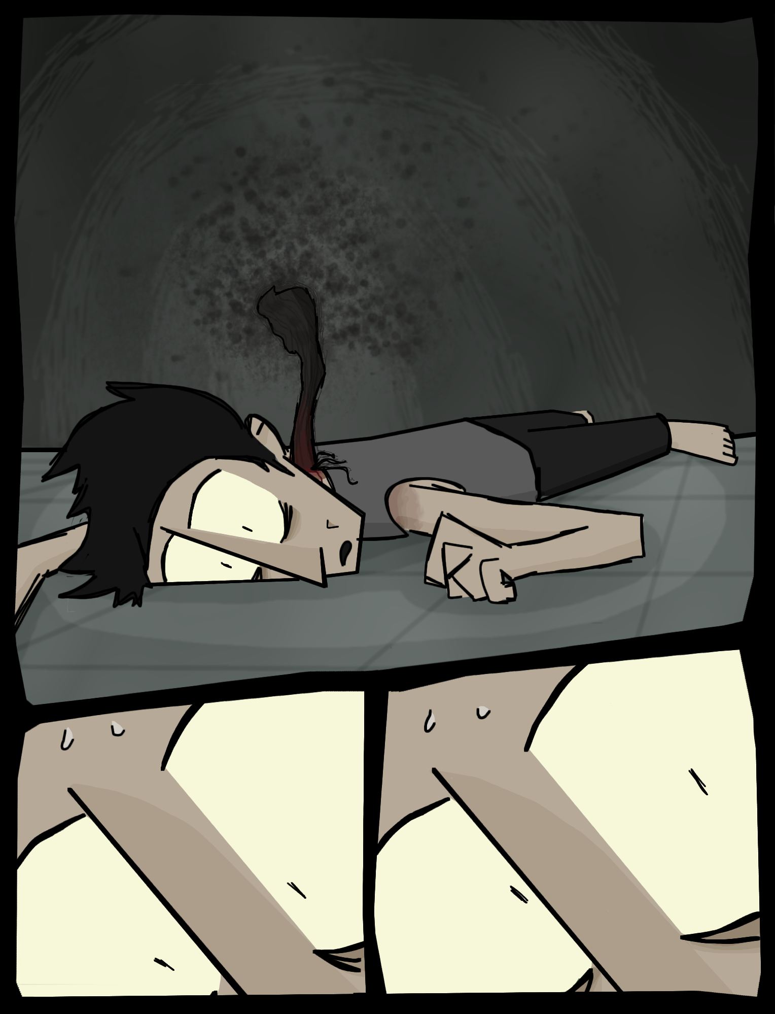 The Tunnel - Page 10