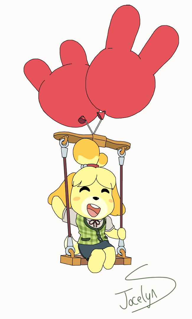 Smile for Isabelle