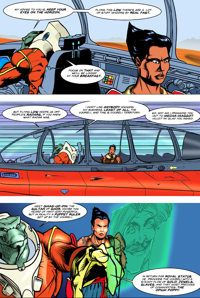 Prince of the Astral Kingdom Chapter 1 pg 60