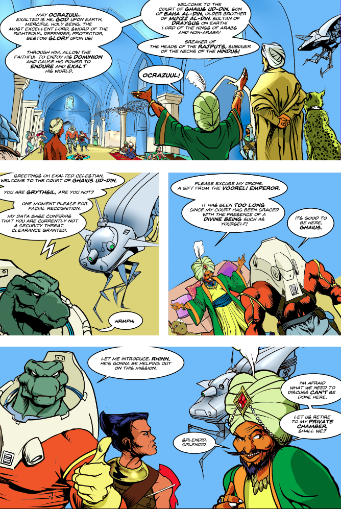 Prince of the Astral Kingdom Chapter 1 pg 64