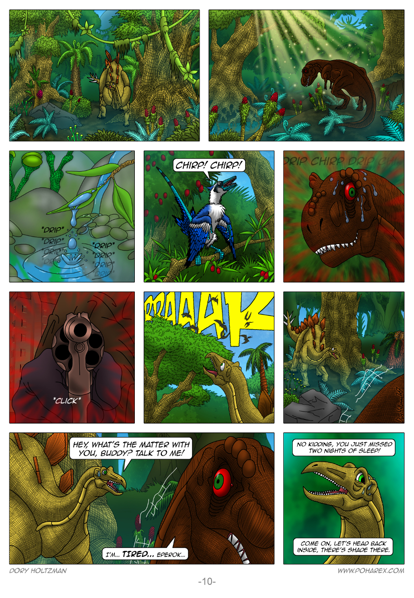 Poharex Issue #13 Page #10