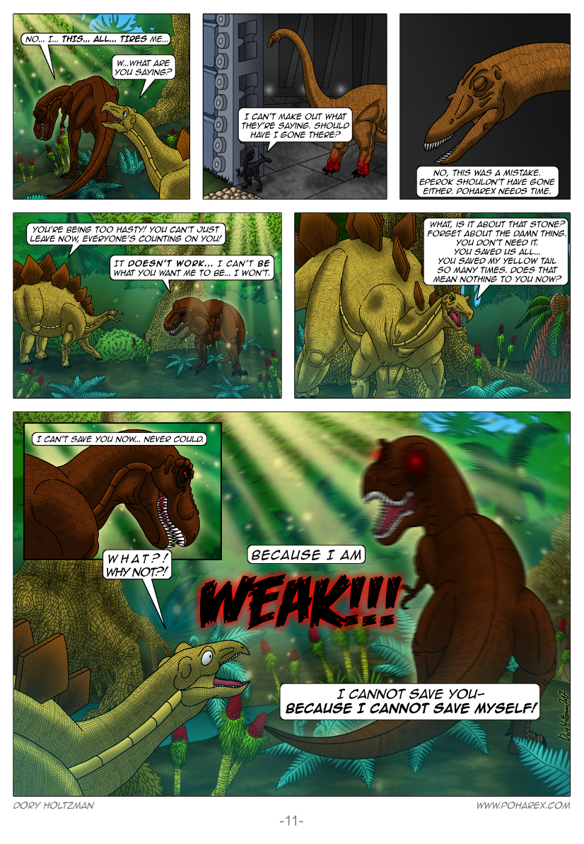 Poharex Issue #13 Page #11