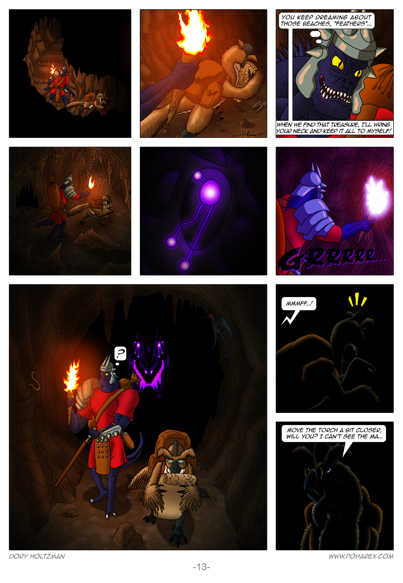 Poharex Issue #13 Page #13