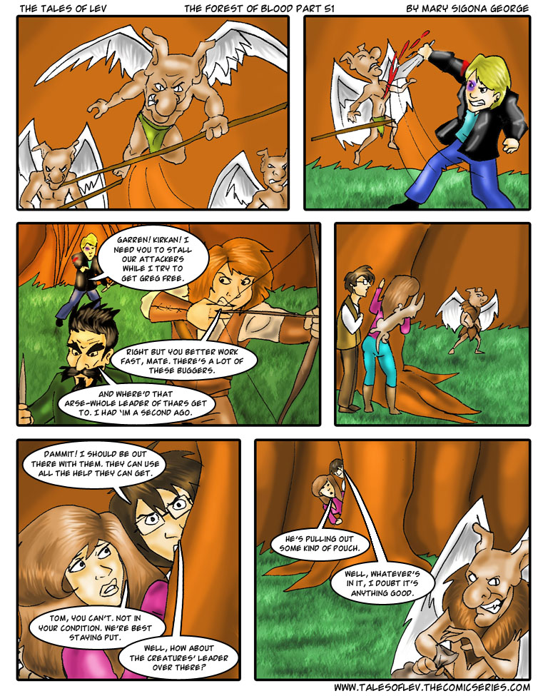 The Forest of Blood (Part 51)