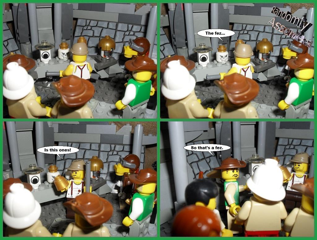 #1146-The golden fez