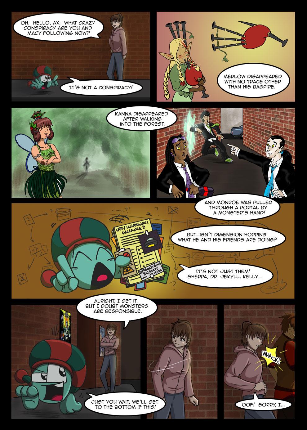 Halloween Collab Comic - Page 3