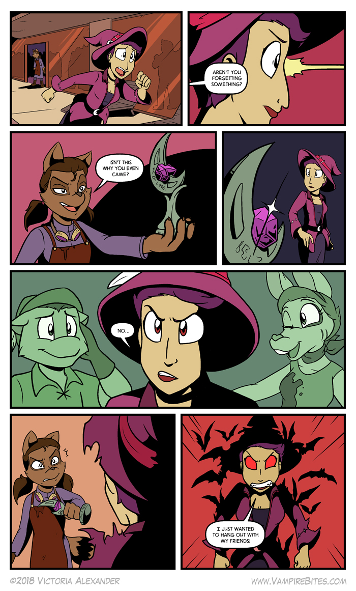 Friends and Foes, pg 24