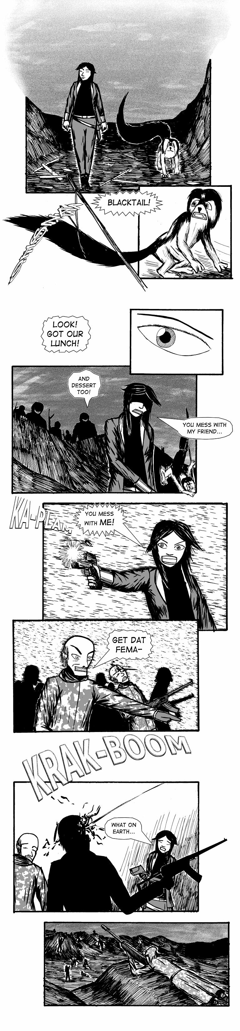 The Search for Murmilna (Crossover 16-1): The Metallic
