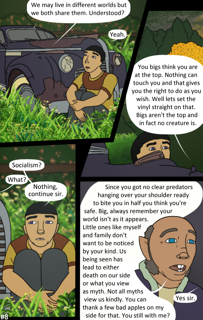 Short 6: Page 8