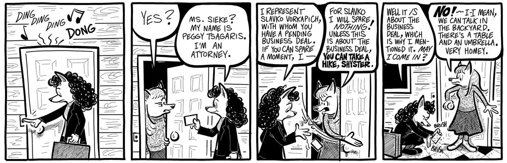 Peggy Tsagaris, Attorney at Law