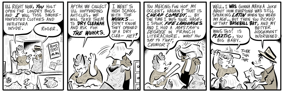Cheap Comedy