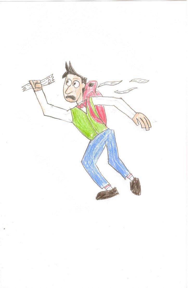 ...And Tarik As School Boy (by Jeremy7)