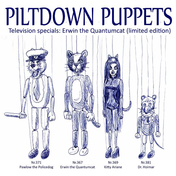 Erwin & Friends! (by Stilldown)