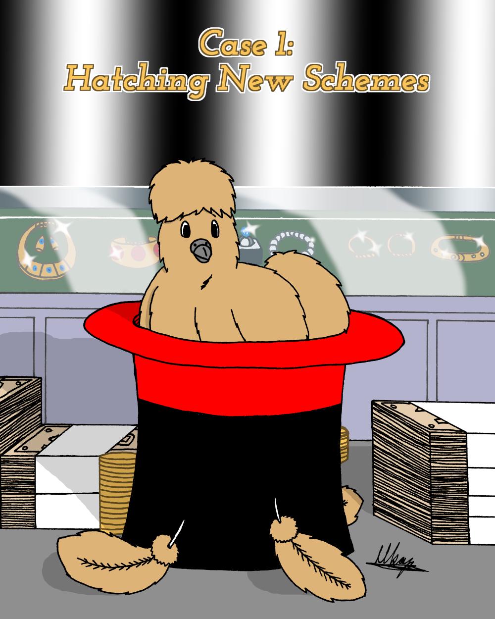 Hatching New Schemes