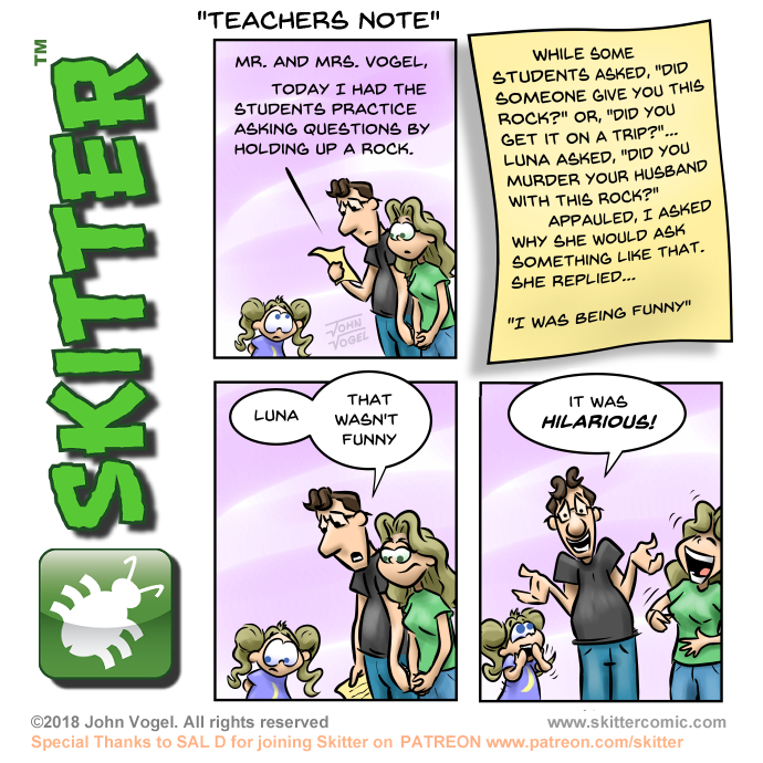 Teacher's Note