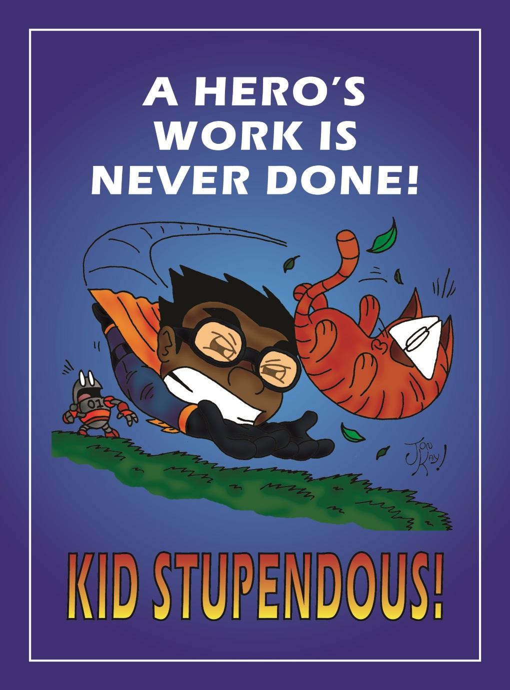 Kid Stupendous 2