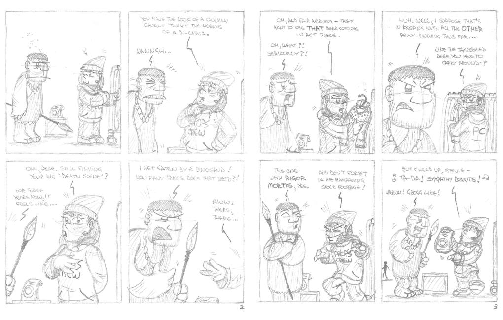 Caveman no. 3, part 2