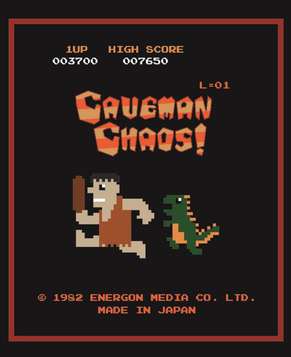 Caveman Chaos! 1