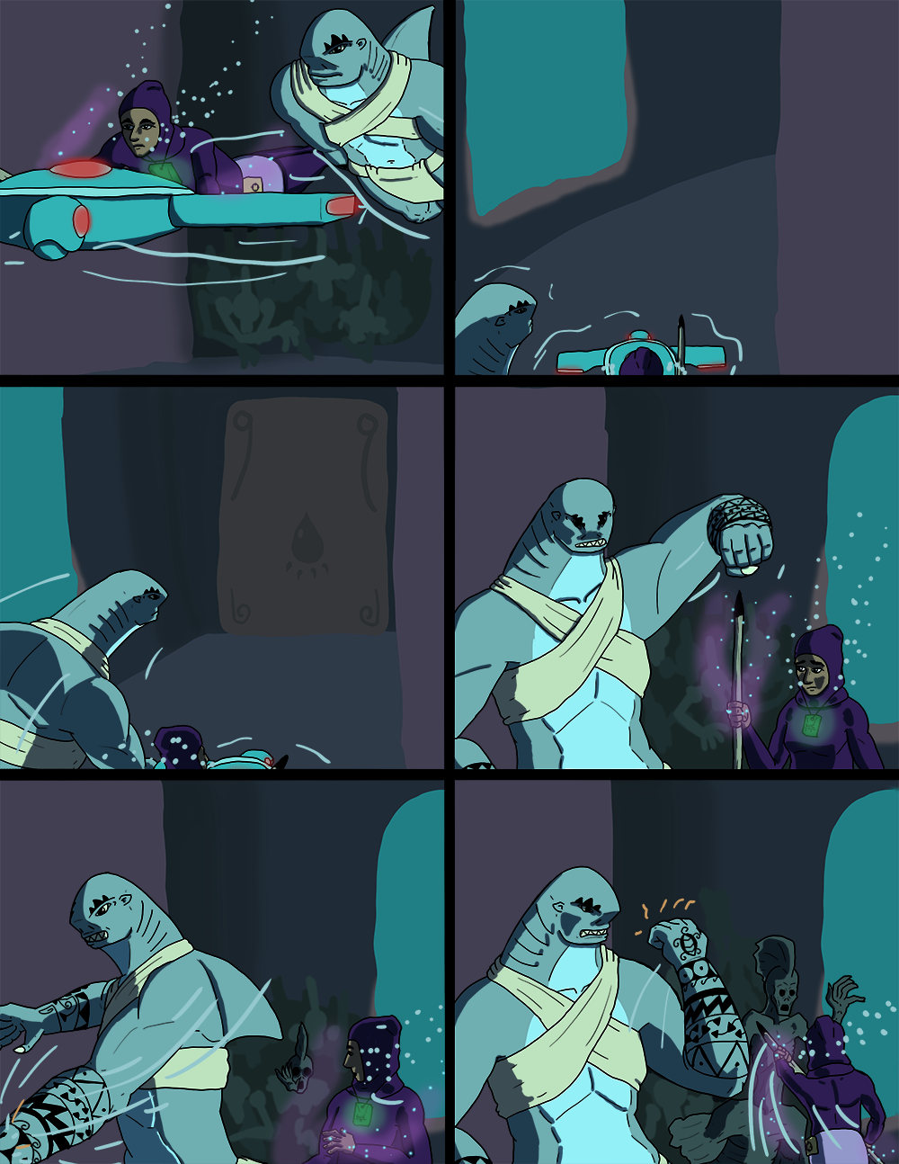 The Wide Ocean - Page 84
