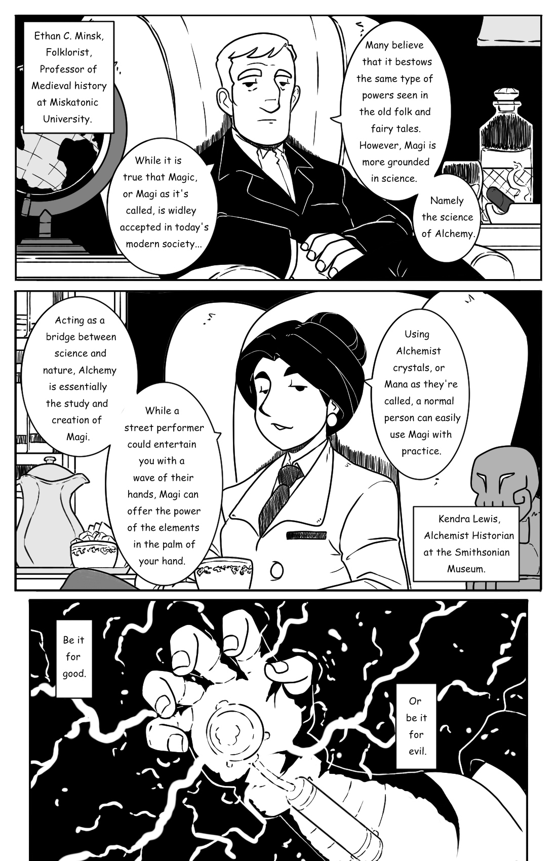 Magi Mania pg.1