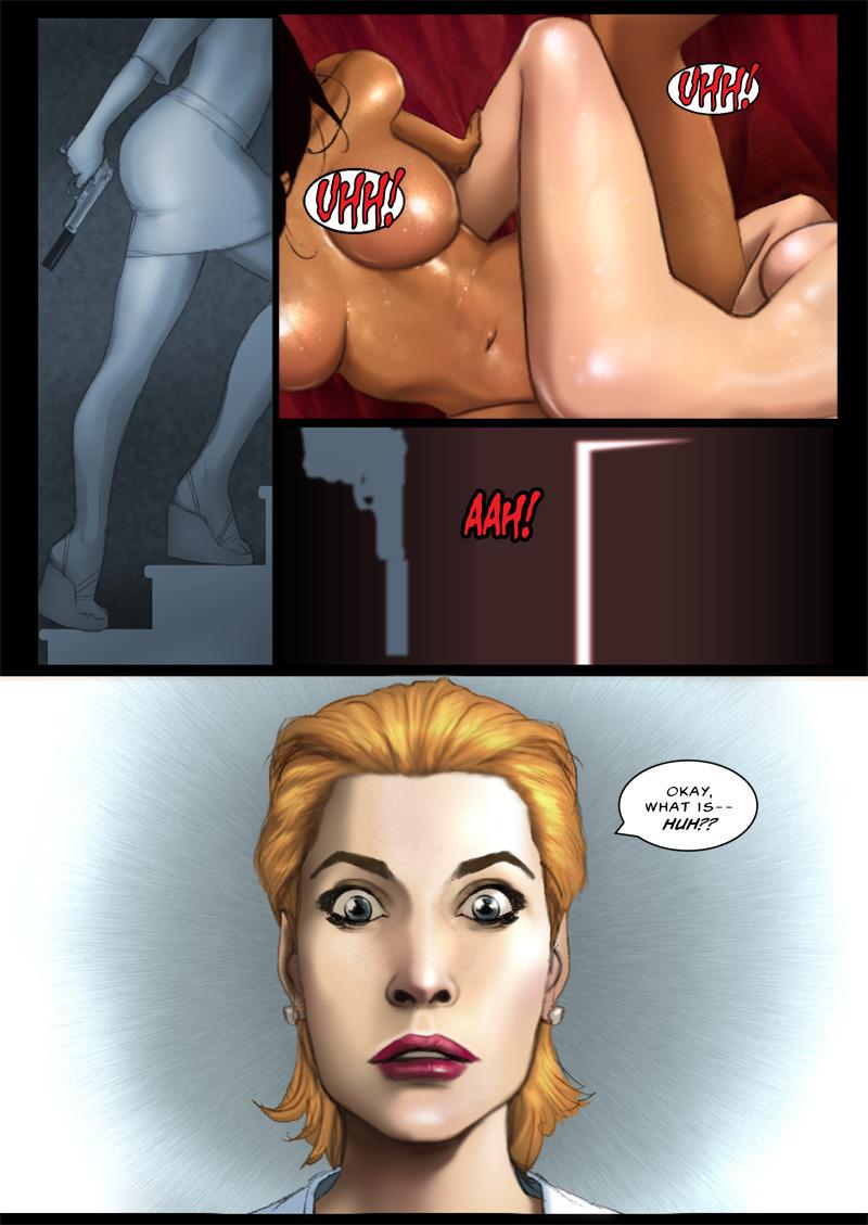 Agent Provocateur page 3