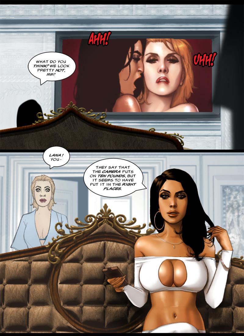 Agent Provocateur page 4