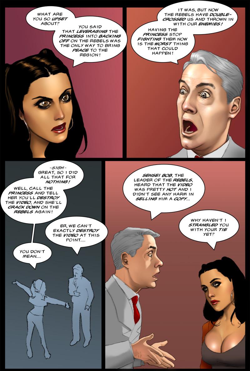 Agent Provocateur page 8