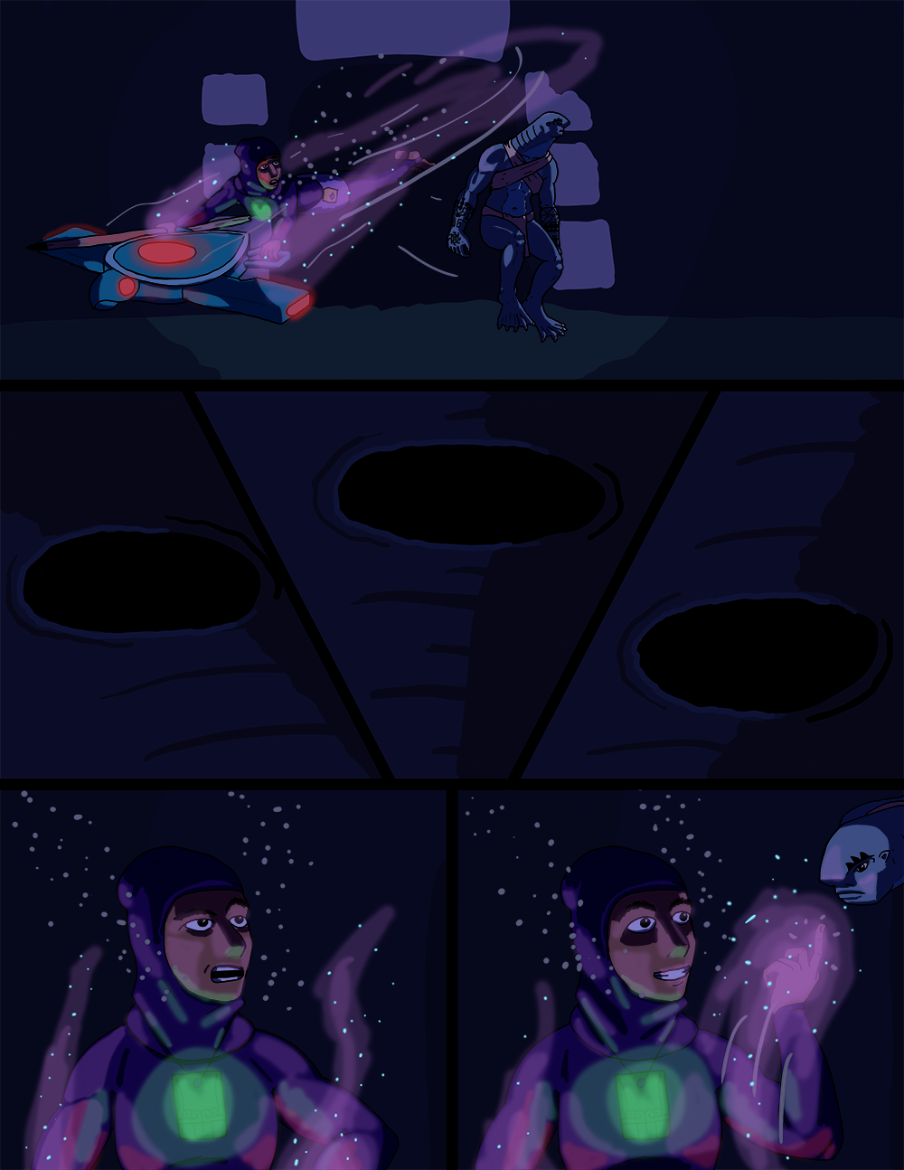 The Wide Ocean - Page 80