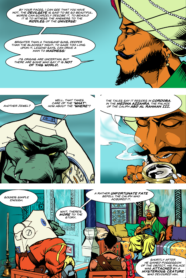 Prince of the Astral Kingdom Chapter 1 pg 67