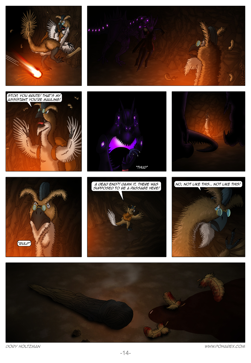 Poharex Issue #13 Page #14