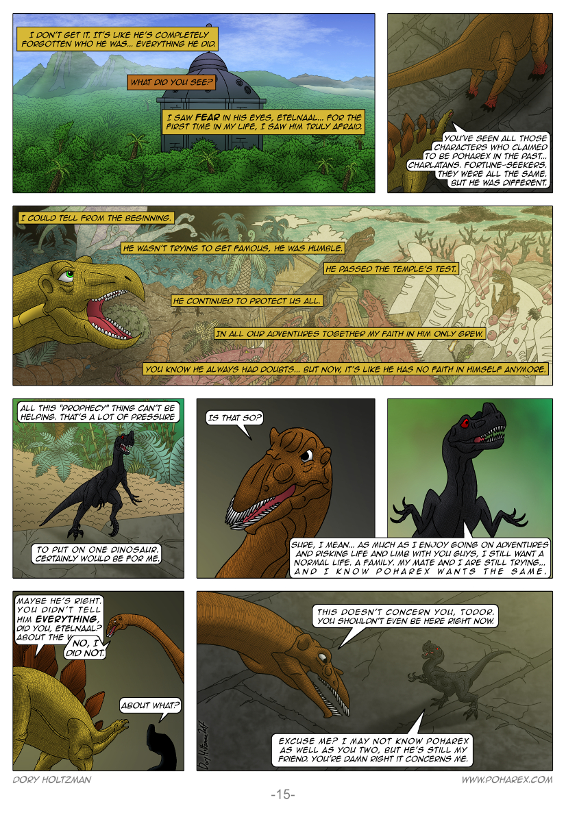 Poharex Issue #13 Page #15