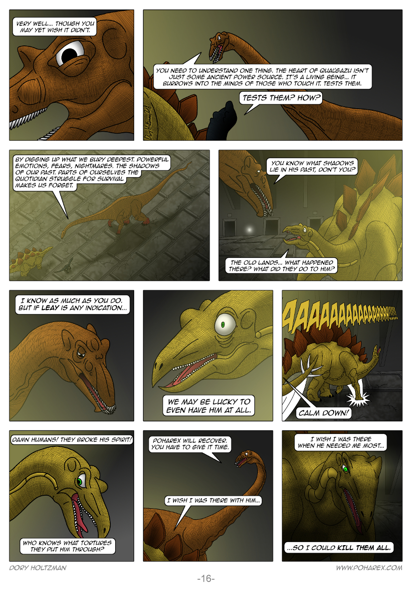 Poharex Issue #13 Page #16