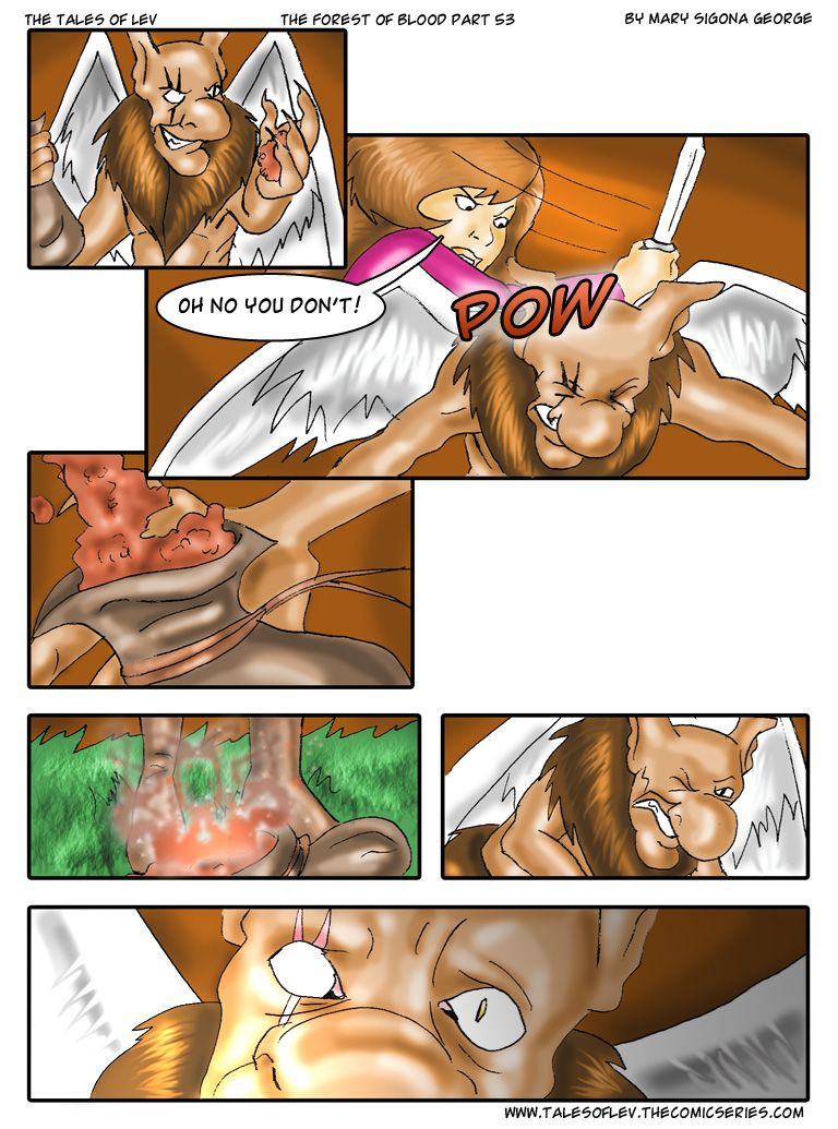 The Forest of Blood (Part 53)