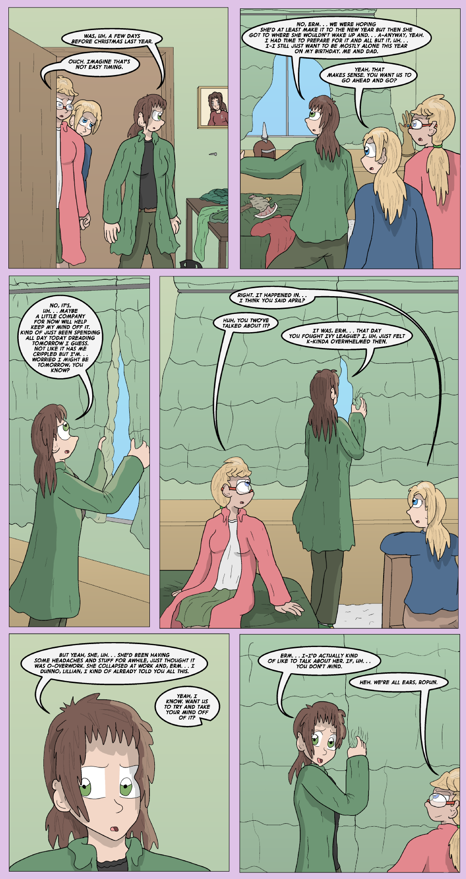 Loving Family, Page 2