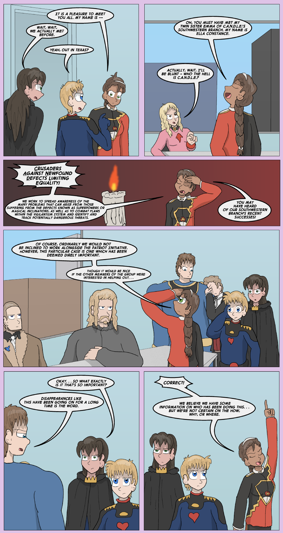 Loving Family, Page 4
